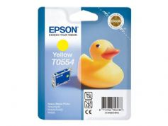 Epson T0554 Ink Cartridge - Yellow
